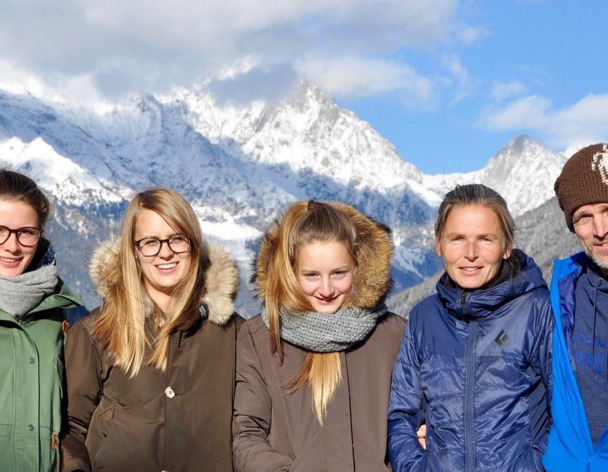 Barmer Hütte - Familie Monika Schatzer