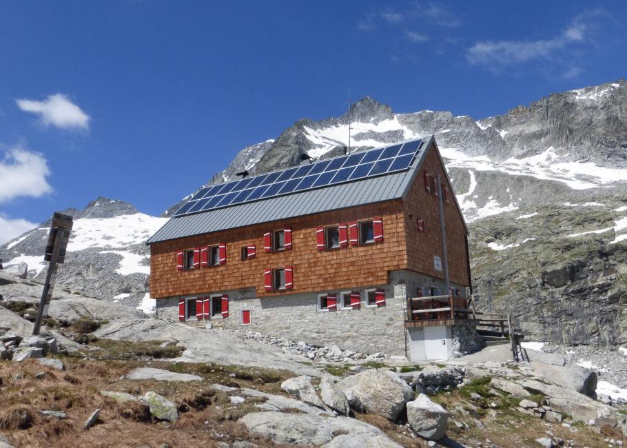 Touren Barmer Hütte (2.610m)