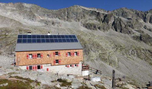 Artikelbild zu Artikel Saisoneröffnung 2020 Barmer Hütte