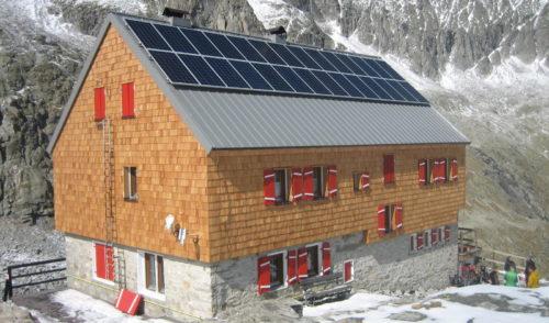 Artikelbild zu Artikel Die Barmer Hütte ist seit dem 18.09.2020 geschlossen