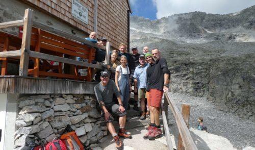 Artikelbild zu Artikel Wegebau-Team Barmer Hütte